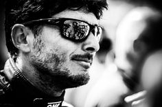 Driver Giancarlo Fisichella during the 24 hours of Le Mans 2014.  Copyrights 2014 Paola Depalmas - Adrenal Media.
