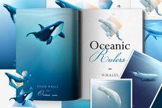 Oceanic Rulers: Whales @creativework247