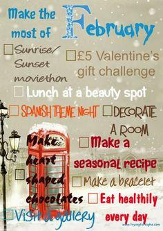 Monthly Celebration, Outdoor Dates, Life List, Winter Fun, Summer Fun, Summer Bucket Lists, Months In A Year, 12 Months, Happy Planner