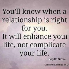Word For the Day - Good Relationships | Romance Meets Life