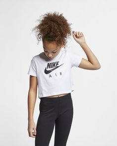 0499cddc84e 13 Best NIKE CROP TOP images | Cute outfits, Fashion clothes, Casual ...