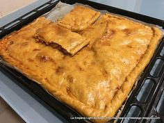 Empanada de Atún con Masa Casera. Receta Fácil - YouTube