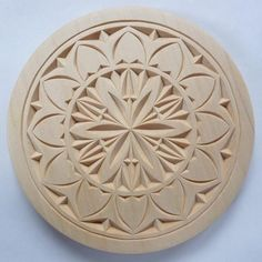 Chip Carved Flat Plate