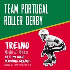 [PT] O segundo estágio da selecção nacional de Roller Derby, vai ter lugar no Parque Munícipal de Exposições da Marinha (FAE), nosdias 28 e 29 de Maio. Oestágio da TPRD irá decorrer durante o eve…