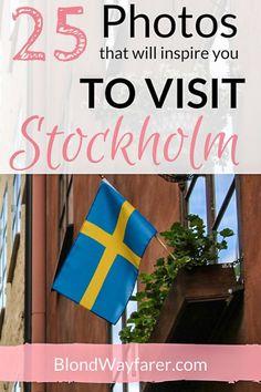 Stockholm | Sweden | Travel Europe | Travel Photography | Solo Female Travel | Wanderlust | Travel Inspiration