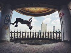 Team Farang parkour | Jason Paul | Bangkok Explore Travel, Parkour, Gopro, Bangkok, Travel Guide, Skyscraper, Abandoned, Thailand, Tower