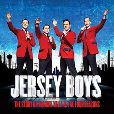 Jersey Boys images - Google Search Piccadilly Theatre, Prince Edward Theatre, Clint Eastwood, Jersey Boys, Music Theater, Musical Theatre Shows, Theatre Nerds, Broadway Theatre, Discount Movie Tickets