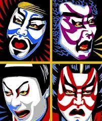 "Strange to think that Japanese Kabuki theatre inspired Dziga Vertov's ""A Man With A Movie Camera"""