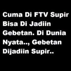 Cuman di FTV yang bisa begini...