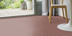 Quirky B Ashley Hicks Chainmail Panther Carpet