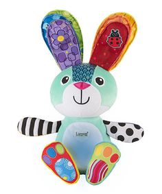 This Sonny the Glowing Bunny is perfect! #zulilyfinds