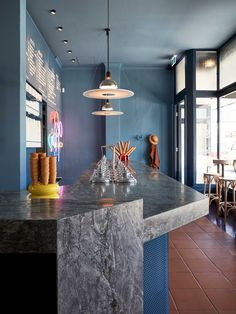 Chicho Gelato Perth is an interpretation of traditional Italian and modern Australian culture, designed to feel inclusive, fresh, authentic and transparent.