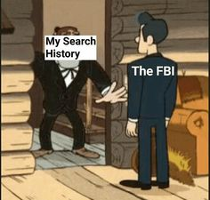 OH SHIT IT'S THE FEDS!!