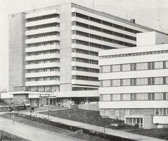 Bezirkskrakenhaus der Karl Marx Stadt Im Herbst 1981