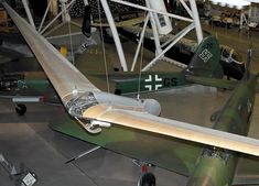 Horten Ho III f: Glider as a flying wing from 1938