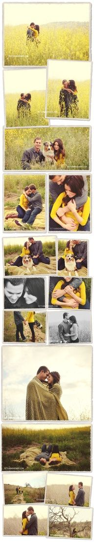 great poses for engagement pictures
