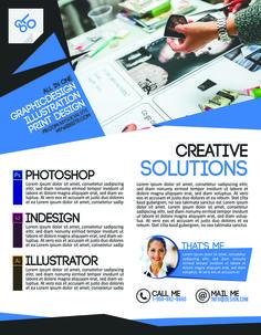 Der kreative Corporate Flyer für dein Business. www.esspee.de