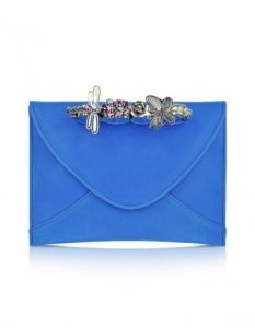 blue knuckle clutch