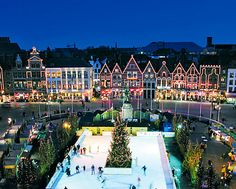 Bruges Christmas