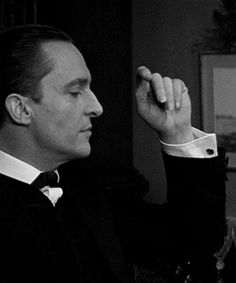 """Jeremy Brett's Sherlock Holmes [I adore Benedict and Martin. Jeremy, however, will forever be """"my"""" Holmes.]"""