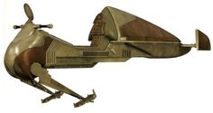 The Flitknot speeder, often simply known as the Geonosian speeder bike, was a model of speeder bike built by the Huppla Pasa Tisc Shipwrights Collective and used by the Geonosians.