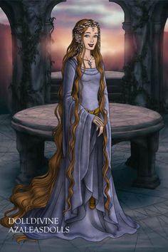 Sky Goddess of the Heavens