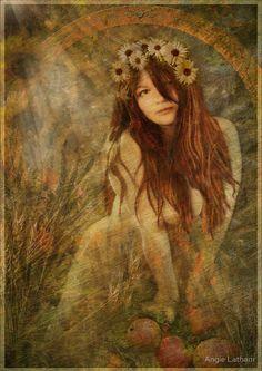 Virgo by Angie Latham