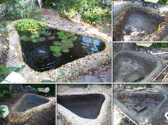 1000 Images About Water Features Ponds Etc On Pinterest
