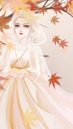 Anime Art Girl, Manga Art, Manga Anime, Chinese Drawings, Chinese Art, Anime Art Fantasy, Cartoon Fan, Anime Angel, Boy Art