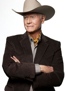 """Larry Hagman: Actor whose iconic role as JR in the TV series """"Dallas"""" brought much attention to his home state."""
