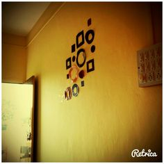 Wall decorations ...