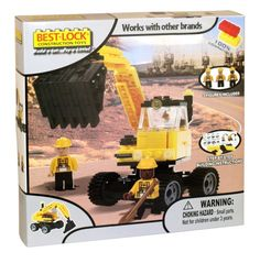 Best-lock construction toys playset construction New Toys, Health And Beauty, Monster Trucks, It Works, Fragrance, Construction, Children, Building, Young Children