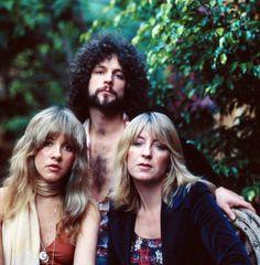 Stevie Nicks, Lindsey Buckingham, Christine McVie