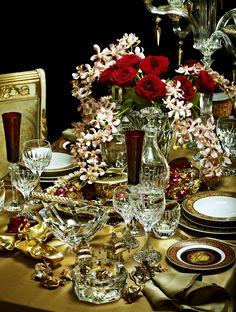 Ramadan Table setting for Tanagra