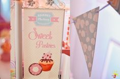 Chelsea's Sweet Shoppe Themed Party – Sweet Teats Something Sweet, Party Themes, Chelsea, Candy, Birthday, Pink, Birthdays, Sweets, Pink Hair