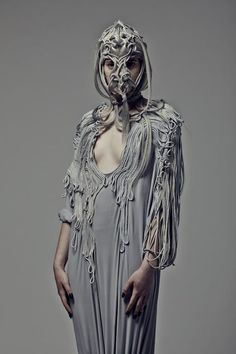 Nicole Paskauskas. London College of Fashion 2014.
