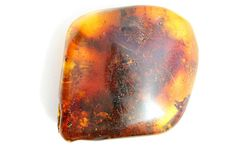 From Germany, a Baltic amber stone with inclusion Tezsahcom on Etsy listing at https://www.etsy.com/ca/listing/464615624/amber-stone-natural