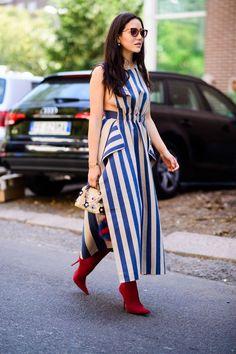 Milan Street Style - The Best Street Style From Milan Fashion Week