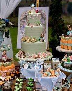 Peter Rabbit...  amazing Sweet table