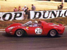 1964 Ferrari 275 P  Ferrari (3.299 cc.)   Jean Guichet  Nino Vaccarella
