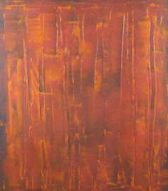 Mitred Afternoon 1975 73x67 by Walter Darby Bannard