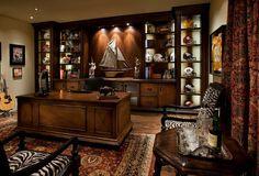 書斎 事務所 壁 本棚 海外 - Google 検索