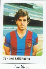 Jesús Landáburu, FC Barcelona (1979-1982)