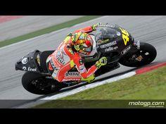Rossi Jerez Test