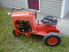 Gibson And Bantam Tractor 1948