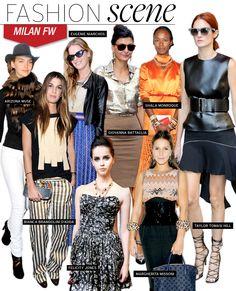 @Who What Wear - Milan Fashion Week