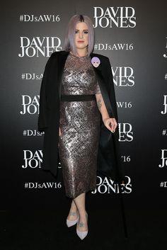 Kelly Osbourne Lace Dress Brand: Rebecca Vallance