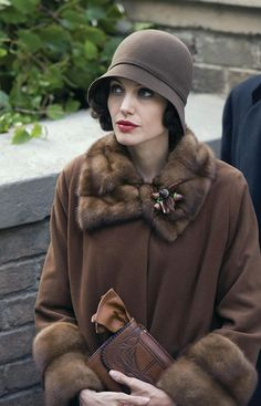 "Angelina Jolie en ""El Intercambio"" (Changeling), 2008"