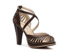 Adrienne Vittadini Arthur Sandal Peep Toes Pumps & Heels Women's Shoes - DSW