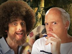 ▶ Bob Ross vs Pablo Picasso - Epic Rap Battles of History Season 3. - YouTube